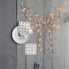 Stag Gold Foil Paper Napkins - Beverage | Putti Christmas