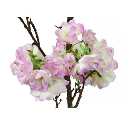Cherry Blossom Branch - Large Pink -  Artificial Flowers - Windward Canada - Putti Fine Furnishings Toronto Canada - 1
