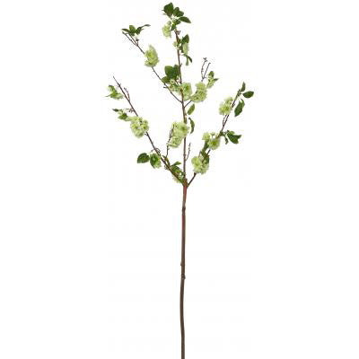 Cherry Blossom Branch - Large Light Green -  Artificial Flowers - Windward Canada - Putti Fine Furnishings Toronto Canada - 1
