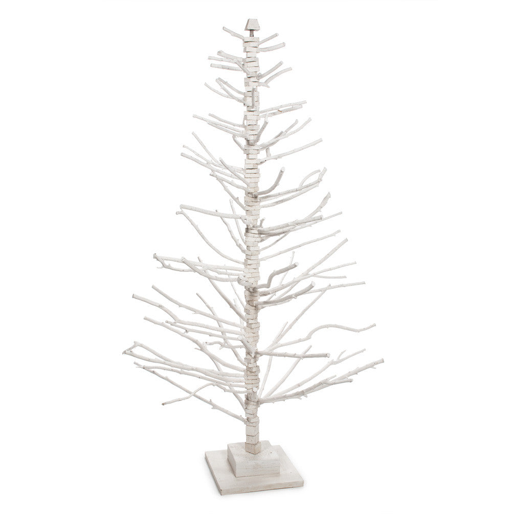 Natural White Twig Tree - Large -  Christmas - AC-Abbot Collection - Putti Fine Furnishings Toronto Canada
