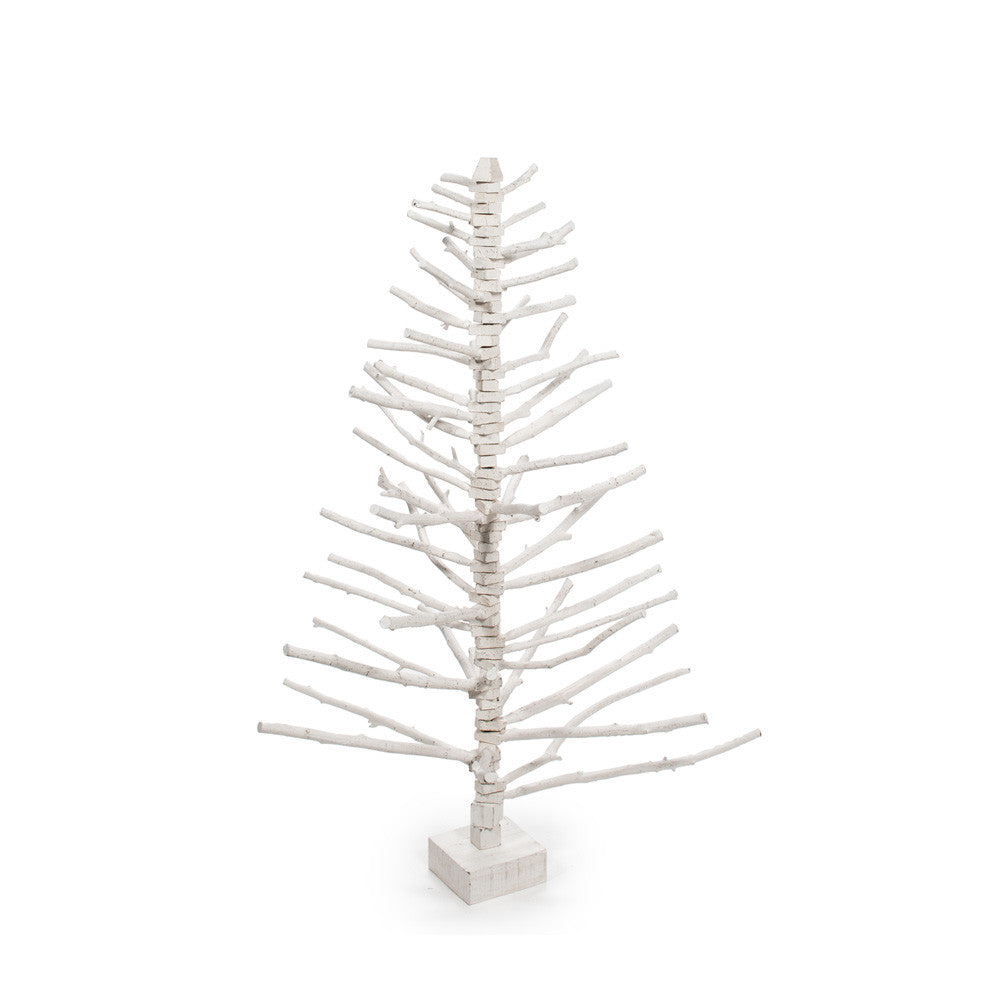 Natural White Twig Tree - Medium -  Christmas - AC-Abbot Collection - Putti Fine Furnishings Toronto Canada