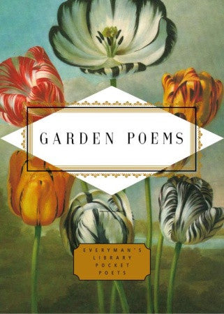 Everyman's Library - Garden Poems, RH-Random house, Putti Fine Furnishings