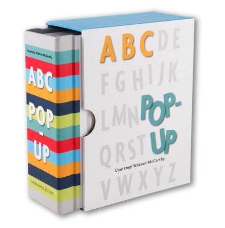 ABC Pop Up Book