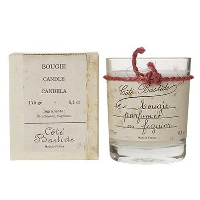 Cote Bastide Candle Boxed - Figuier-Bath Products-CB-Cote Bastide-Putti Fine Furnishings