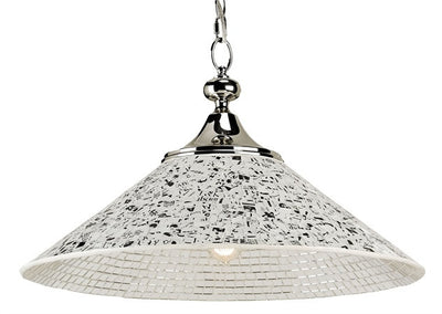 Newsprint Mosaic Pendant Fixture, Currey & Co, Putti Fine Furnishings