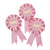 Pony Party - Ribbon Rosette Badges -  Party Supplies - Talking Tables - Putti Fine Furnishings Toronto Canada - 1