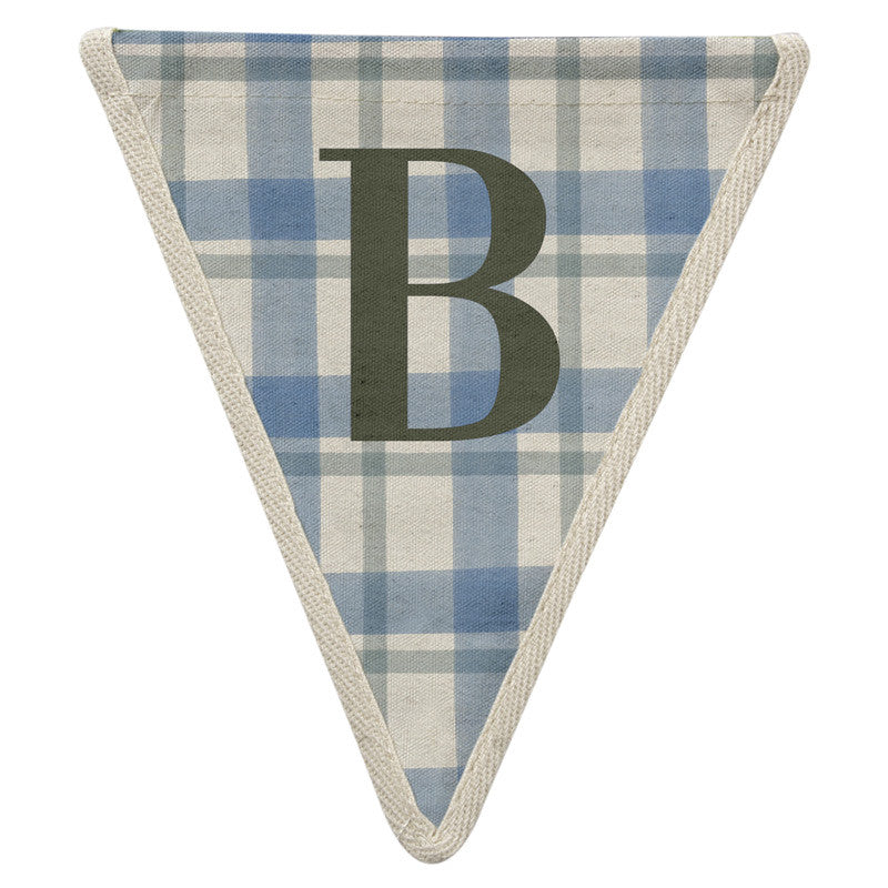 Meri Meri Alphabet Bunting - Letter B, MM-Meri Meri UK, Putti Fine Furnishings