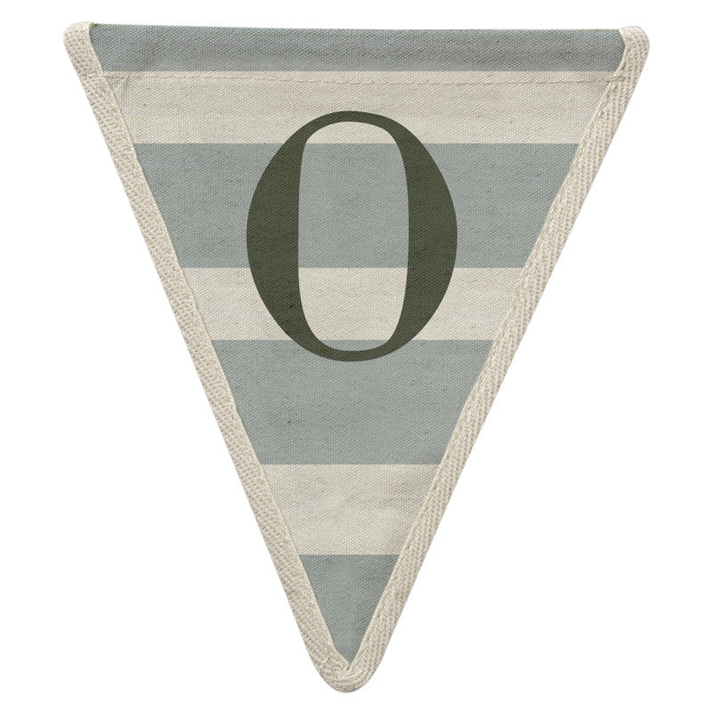 Meri Meri Alphabet Bunting - Letter O, MM-Meri Meri UK, Putti Fine Furnishings