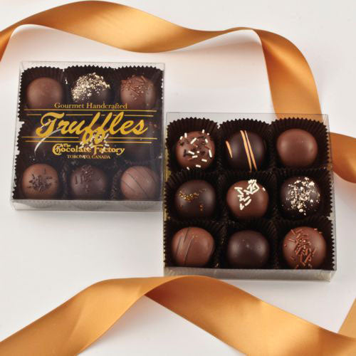 Chocolate Truffles, TCF-The Chocolate Factory, Putti Fine Furnishings