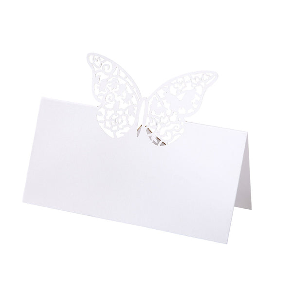 Butterfly Place Card-Party Supplies-TT-Talking Tables-Putti Fine Furnishings