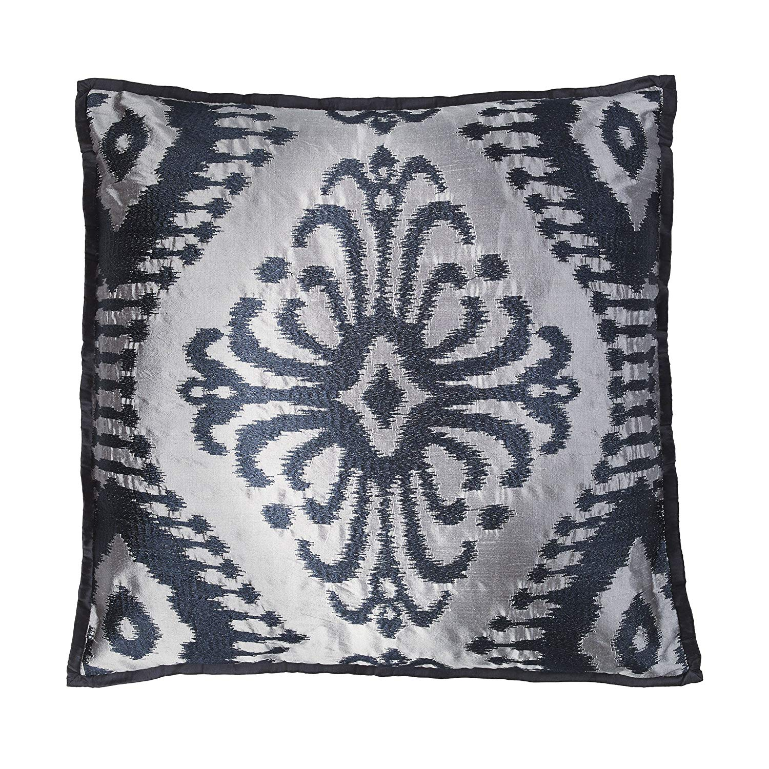 Designers Guild Pashan Graphite Throw Pillow