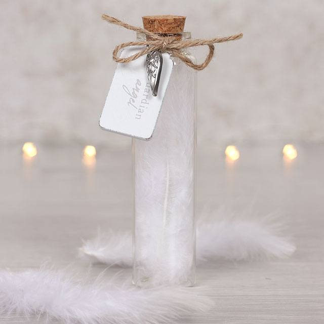 Guardian Angel Keepsake Bottle