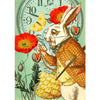 "Alice In Wonderland ""I'm Late"" - Card, EG-Estelle Gifts, Putti Fine Furnishings"