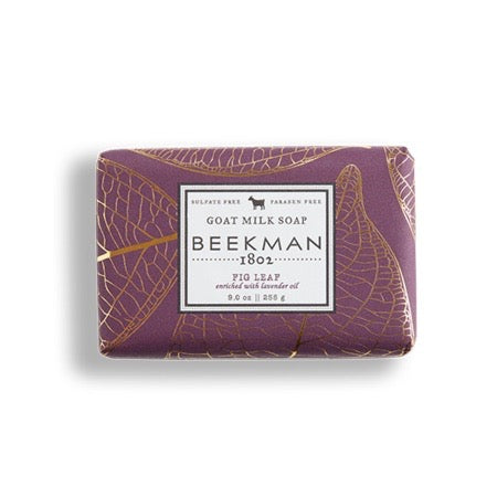 Beekman 1802 - Fig Goat Milk Soap | Putti Fine Furnishings Canada