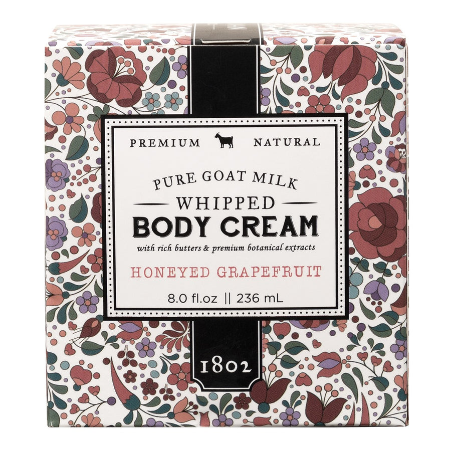 Beekman 1802 - Honeyed Grapefruit Whipped Body Cream, BK-Beekman 1802, Putti Fine Furnishings