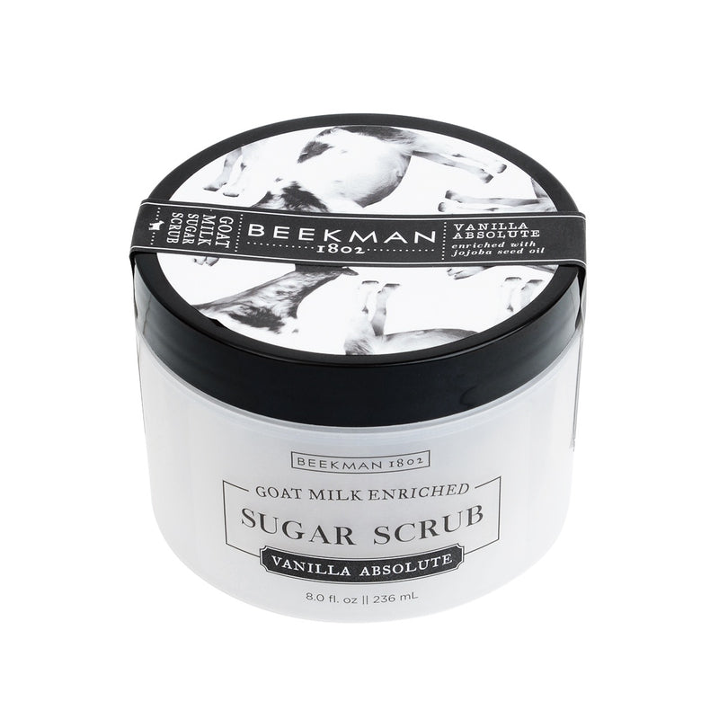 Beekman 1802 - Fresh Cream Vanilla Absolute Sugar Body Scrub, BK-Beekman 1802, Putti Fine Furnishings