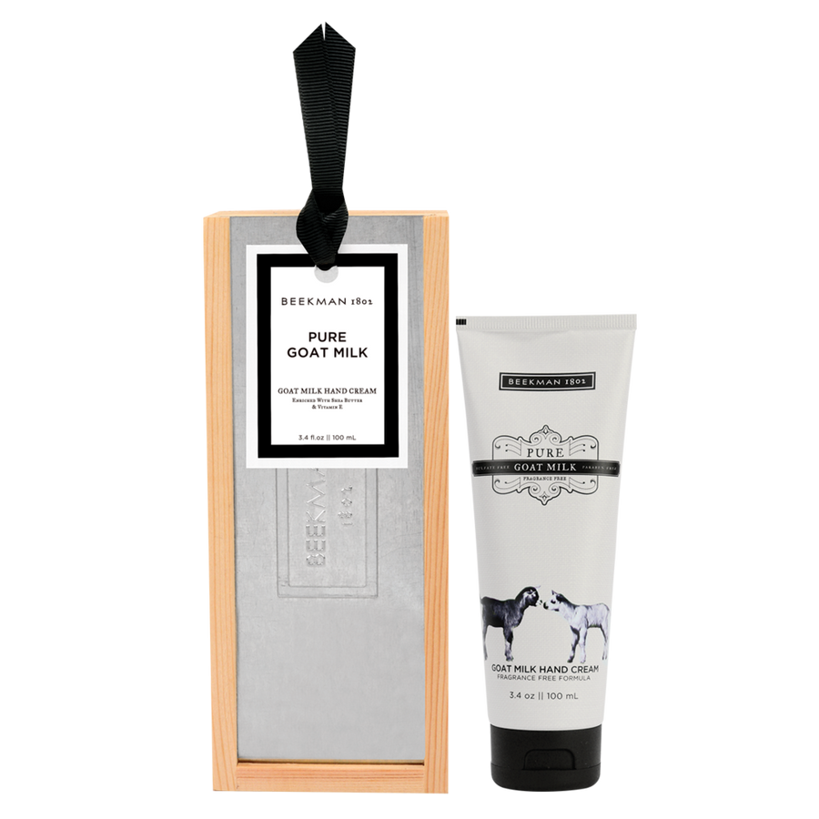 Beekman 1802 - Pure Goat's Milk - Hand Cream, BK-Beekman 1802, Putti Fine Furnishings