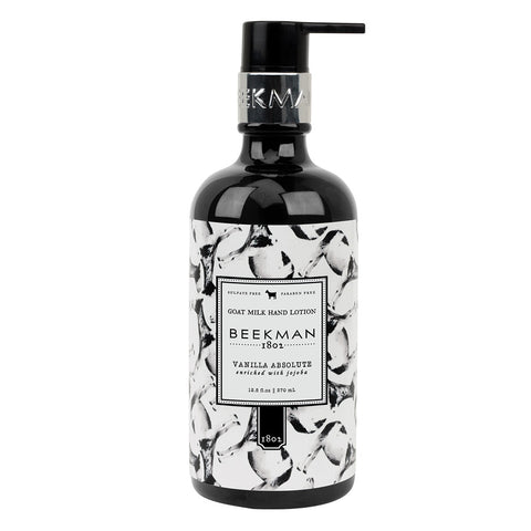 Beekman 1802 - Fresh Cream Vanilla Absolute Hand Lotion, BK-Beekman 1802, Putti Fine Furnishings