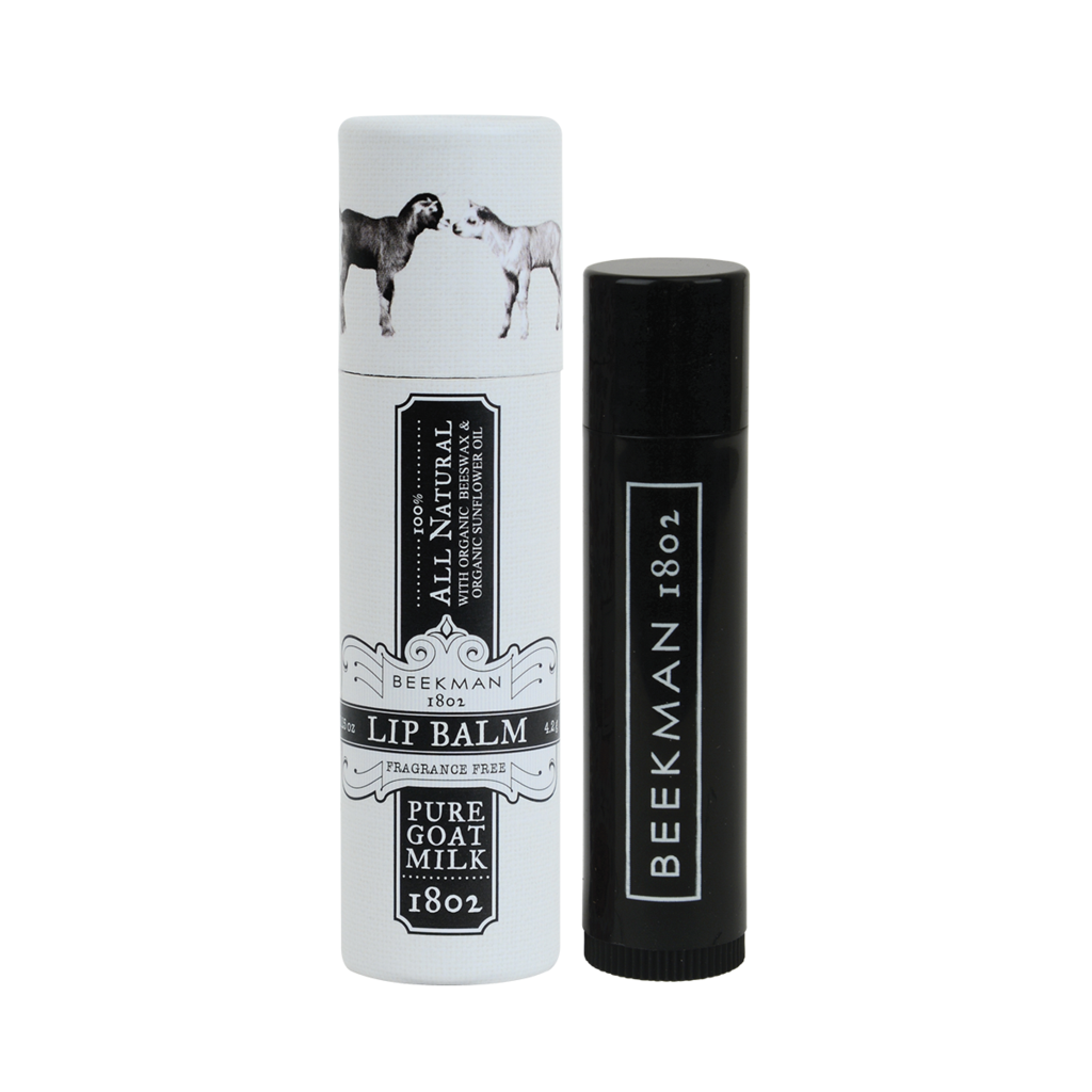 Beekman 1802 - Pure Goat Milk - Nourishing Lip Balm Stick-Bath & Body Products-BK-Beekman 1802-Putti Fine Furnishings