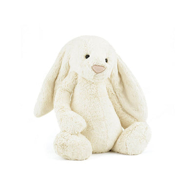 Jellycat - Bashfull Bunny Cream - Large, JC-Jellycat UK, Putti Fine Furnishings