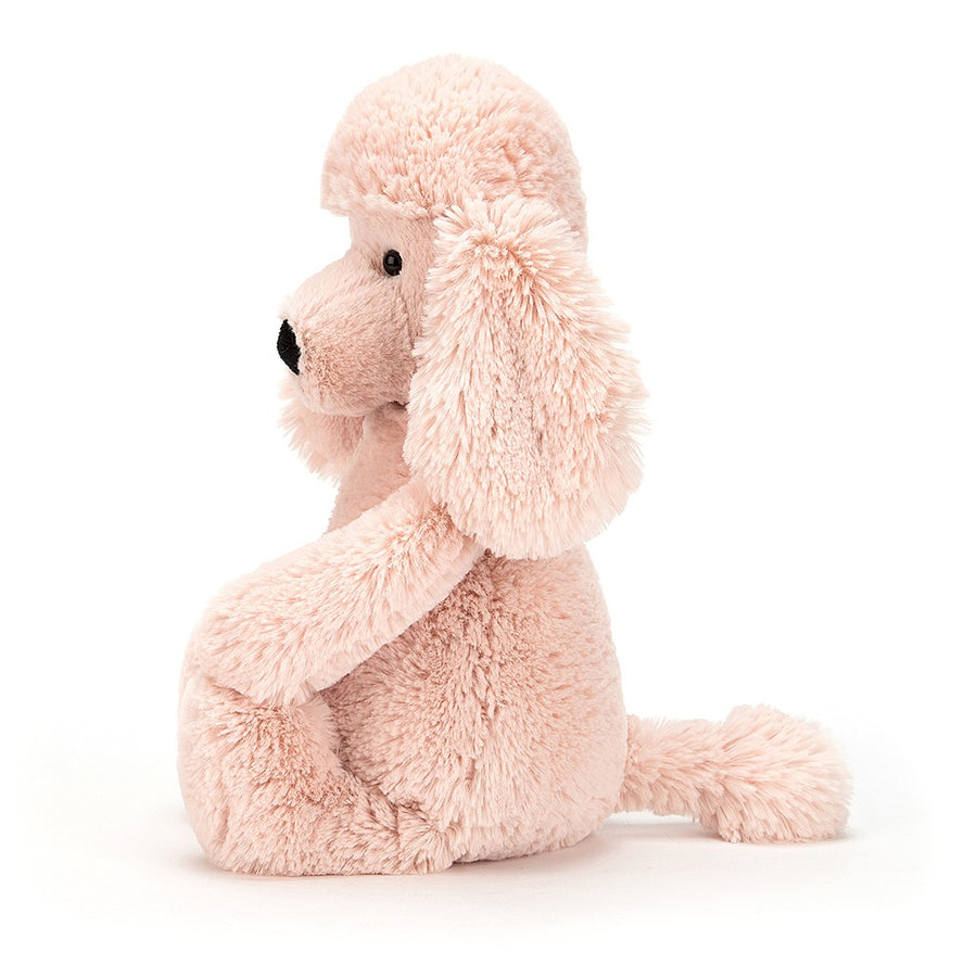 "Jellycat ""Bashful Poodle"" Blush Medium"