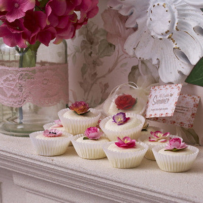 Pretty Little Bath Bombs-Bath Products-My English Summer-Putti Fine Furnishings