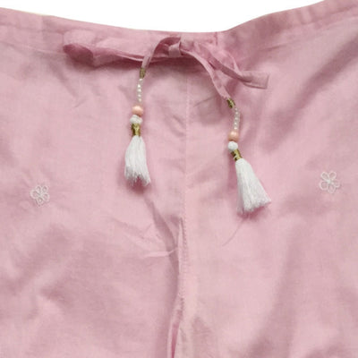 Amalfi Pink Embroidered Pants, PC-Powell Craft Uk, Putti Fine Furnishings