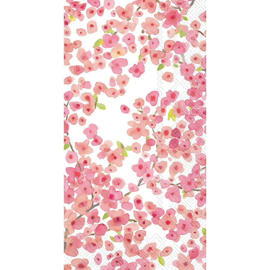 Blossom Branches Paper Guest Napkin