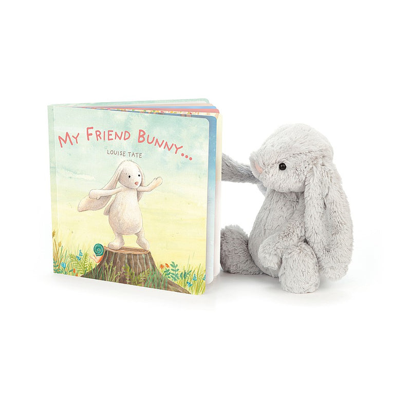 "Jellycat ""My Friend Bunny"" Book"
