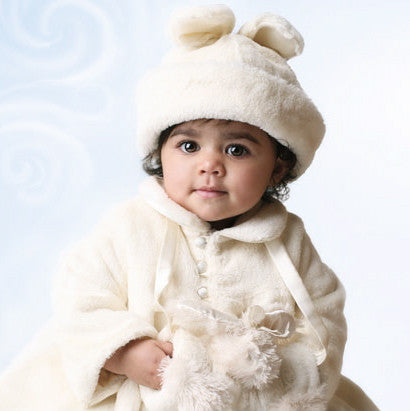 Bunnies by the Bay - My Dream Coat Set -  Coat - Bunnies By The Bay - Putti Fine Furnishings Toronto Canada - 1