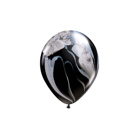Meri Meri Marble Ballon Kit - Black, MM-Meri Meri UK, Putti Fine Furnishings
