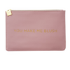 "Danielle - ""You Make Me Blush"" Pouch, UCS-Upper Canada Soap, Putti Fine Furnishings"