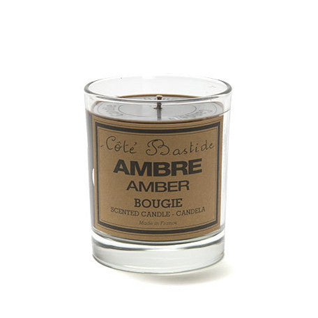 Cote Bastide Candle - Amber-Bath Products-CB-Cote Bastide-Putti Fine Furnishings