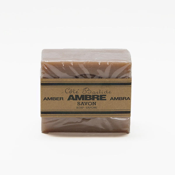 Cote Bastide Soap - Amber-Bath Products-Cote Bastide-Putti Fine Furnishings