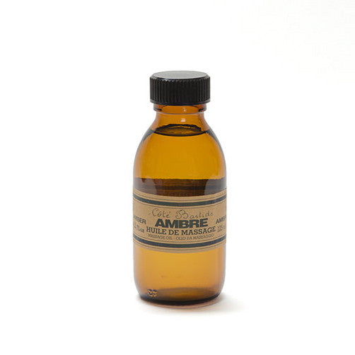 Cote Bastide Massage Oil - Amber