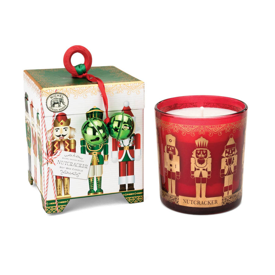 Nutcracker Soy Wax Candle - 6.5oz
