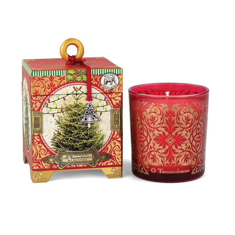 Michel Design O Tannenbaum Soy Wax Candle - 6.5oz