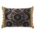 Designers Guild Roquelaire Noir Throw Pillow