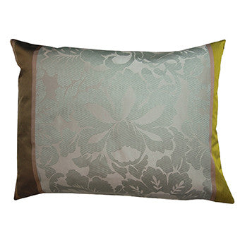 Designers Guild Tancredi Duck Egg Throw Pillow Sale -50%-Pillow-DG-Designers Guild-Duck Egg-Putti Fine Furnishings