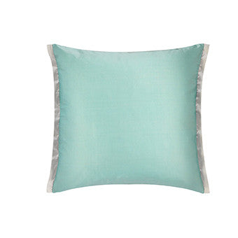 Designers Guild Ophelia Eau de Nile Throw Pillow