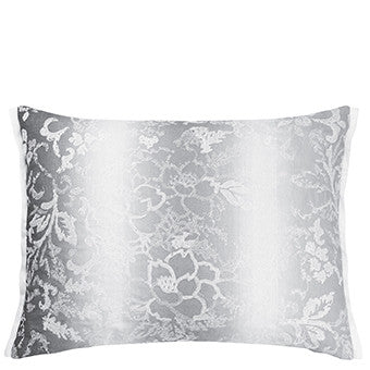 Designers Guild Yuzen Graphite Cushion, DG-Designers Guild, Putti Fine Furnishings