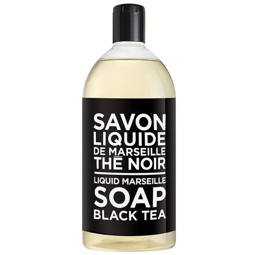 Compagnie de Provence Liquid Soap - Black Tea.