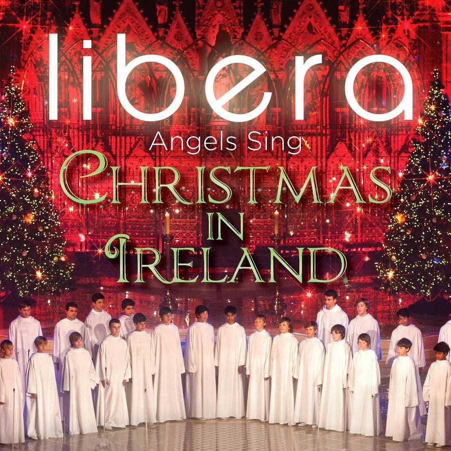 Libera CD - Angels Sing - Christmas in Ireland -  Music - FD-Fab Distribution - Putti Fine Furnishings Toronto Canada