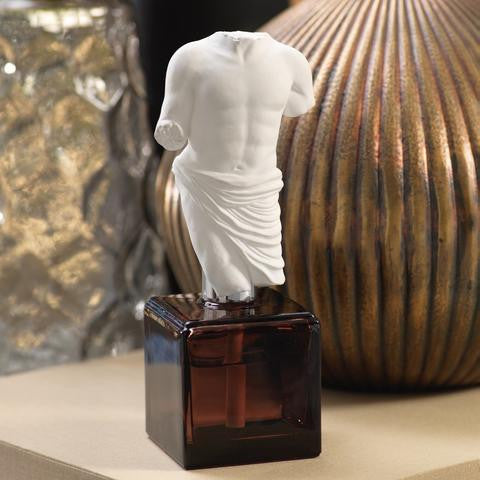 Zodax Pompeii Porcelain Bust Diffuser, ZX-Zodax, Putti Fine Furnishings
