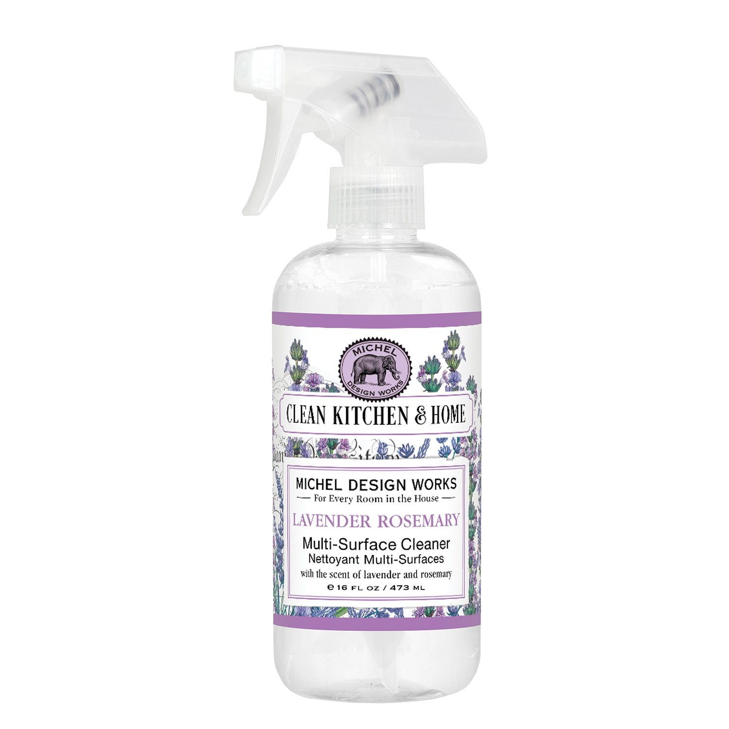 Michel Design Works Lavender & Rosemary Multi Surface Cleaner