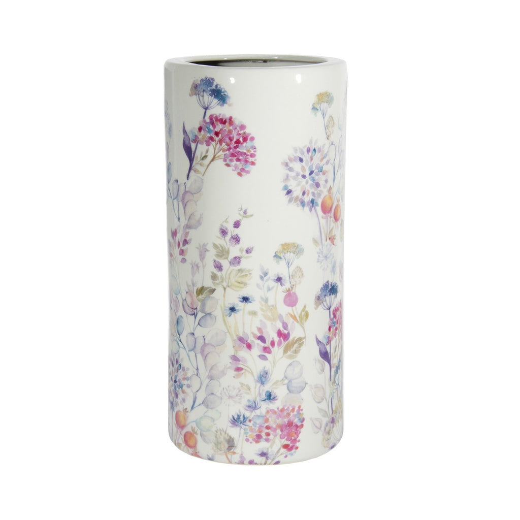 Umbrella Stand with Flowers -  Accessories - Canfloyd - Putti Fine Furnishings Toronto Canada