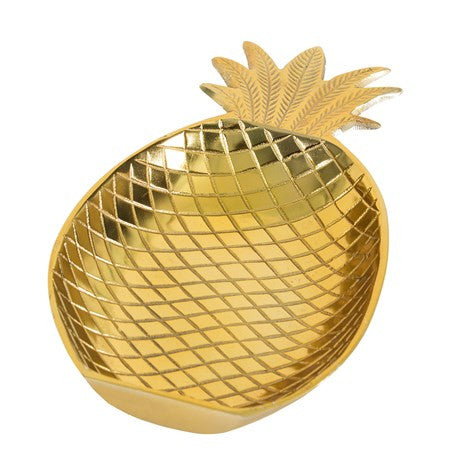 Gold Pineapple Tray