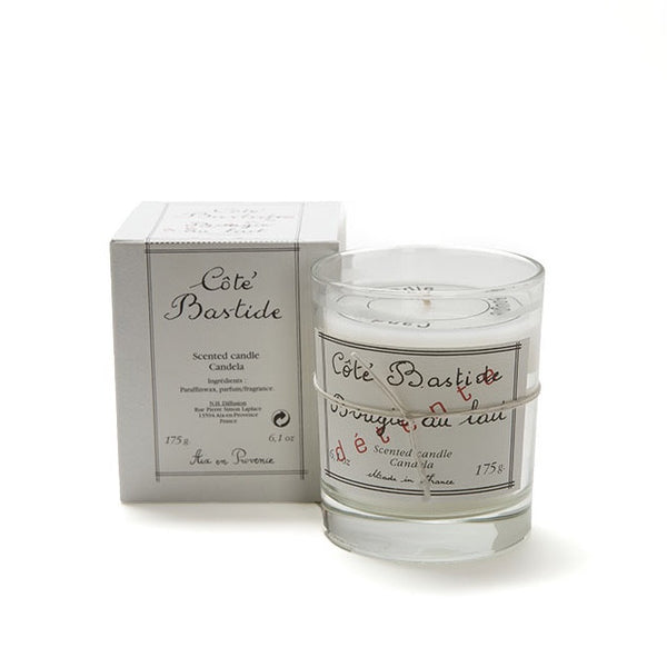 Cote Bastide Candle Boxed - Milk-Personal Fragrance-CB-Cote Bastide-Putti Fine Furnishings