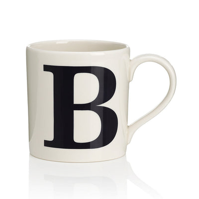 Alphabet Mug - B, JLB-J L Bradshaws, Putti Fine Furnishings