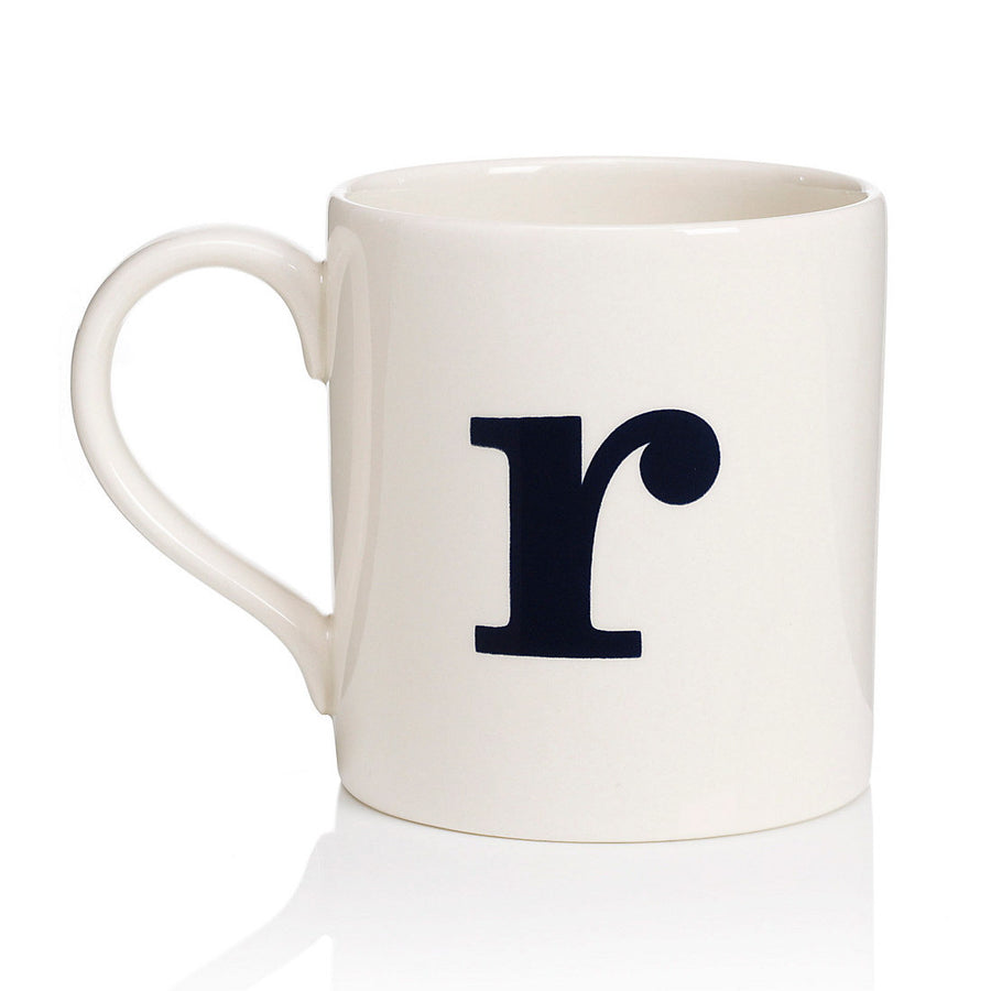Alphabet Mug - R, JLB-J L Bradshaws, Putti Fine Furnishings